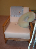 nursery chair for deborah and devaunt