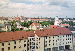 view from hotel in munich