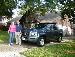 audrey and john and new honda truck