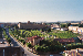view from the castle outside calahorra