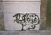 gatos malditos graffiti in barcelona